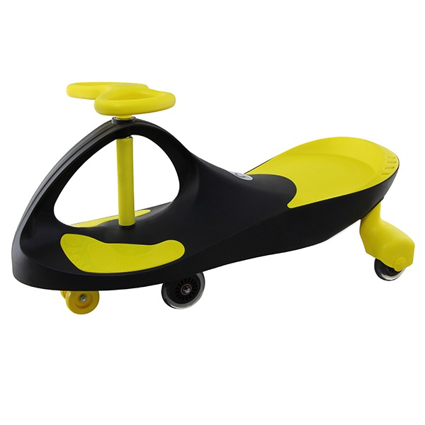 سه چرخه لوپکار مشکی زرد